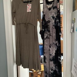 Latched mama dresses